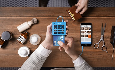 iZettle card payments with ea assist
