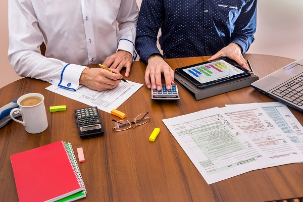 starting in business paperwork bookkeeping payroll